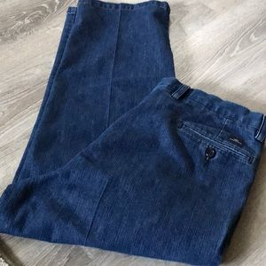 🌀 Dockers~~Pleated Front Jeans~🌀